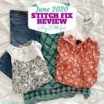 Stitch Fix Box Review: June 2020 Fix #59