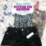 Stitch Fix Box Review: May 2020 Fix #58