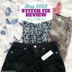 Stitch Fix Box Review: May 2020 Fix #58