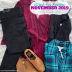 Stitch Fix Box Review: November 2019 Fix #52