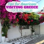 Things Americans Should Know Before Visiting Greece