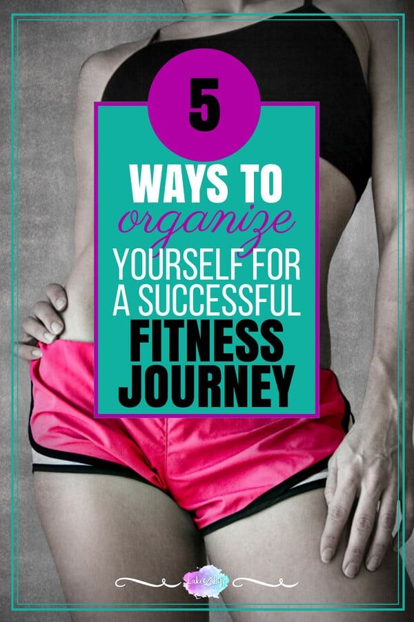 5 Ways to Organize Yourself for a Successful Fitness and Diet Journey | Fitness Tips | Meal Planning Tips