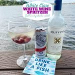 White Claw Wine Spritzer