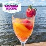 White Sangria Recipe for One