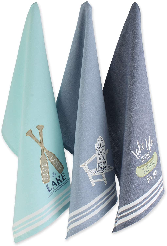 Lake House Hand Towels | Lake House Gift Ideas