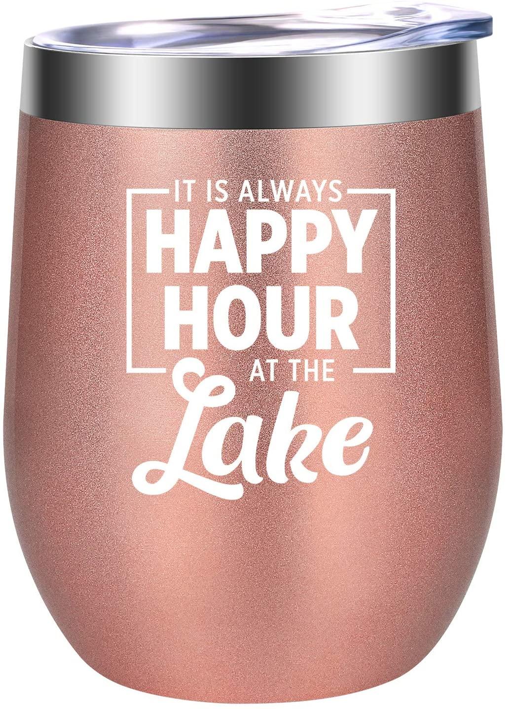 Lake Life Tumbler | Lake House Gift Ideas
